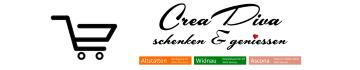 CreaDiva schenken und geniessen
