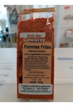 Pommes Frites Gewürz 100g