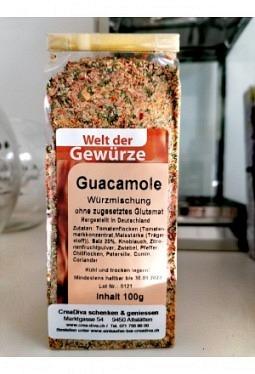 Würzmischung Guacamole 100gr
