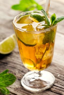 Durscht-Löscher Punsch mit Moringa