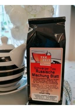 Russischer Mischung Blatt- Schwarzer Tee